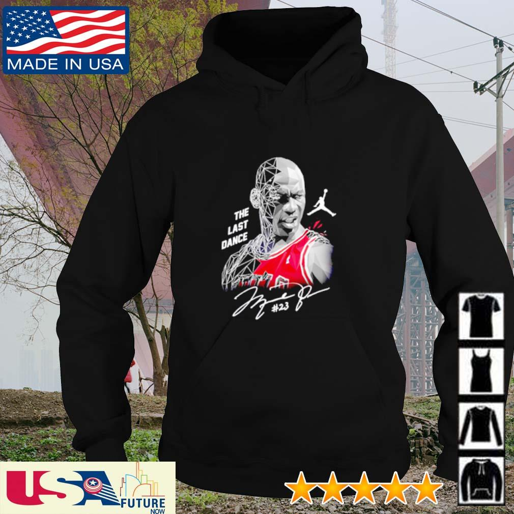 Michael Jordan The last dance signatures s hoodie